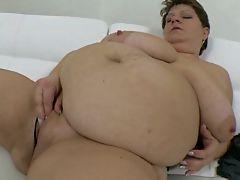 Big Belly Big Boob BBW 1