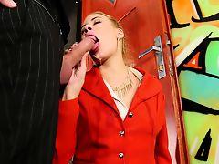 slut secretary fucked by boss