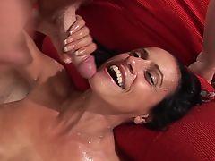 AP-S-M-M brunette milf big squirt boobs 224