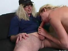 Dutch MILF Wants Extreme Sex
