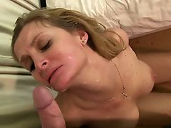 Hot milf and her younger lover 553