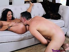 Mature Hoe Ava Addams Gets Banged And Facialized