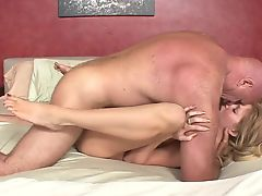 Old Man Fuck Young Blond