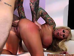 Busty fetish whore eaten