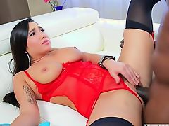 Stunning Karlee gets pounded by Lex