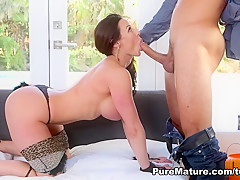 Exotic pornstar Kendra Lust in Hottest Big Tits, Big Ass sex movie