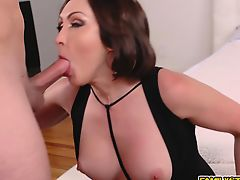 Yasmin Scotts pussy drilled doggystyle by her nephew