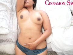 Curvy Desi Babe Wants Your Cum On Her Perfect Tits