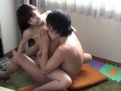 Horny xxx clip Japanese uncut
