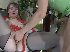 Hot Russian MILF sc. 7