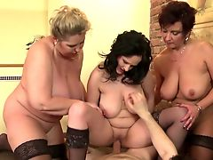 Super moms aka MILFs fuck young meat