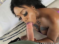 Victoria Cakes ass tease then blowjob