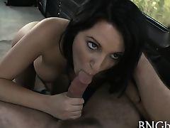 Large boobs milf is ravaging stud's long knob zealously