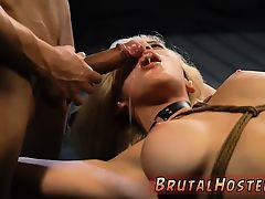 Slut slave first time Big-breasted light-haired sweetheart C